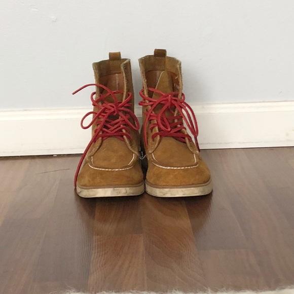 Sebago Shoes | Sebago Dockside Suede